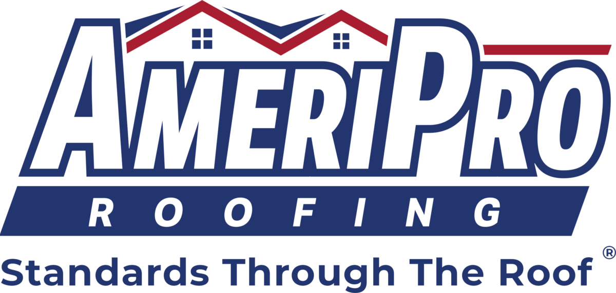 AmeriPro Roofing's logo