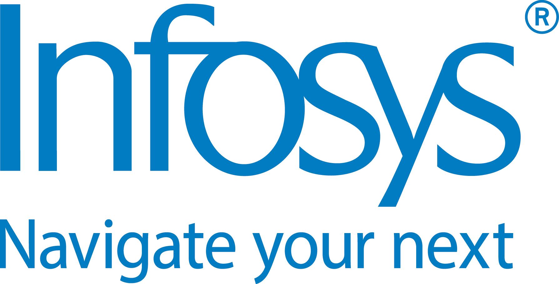 Infosys's logo