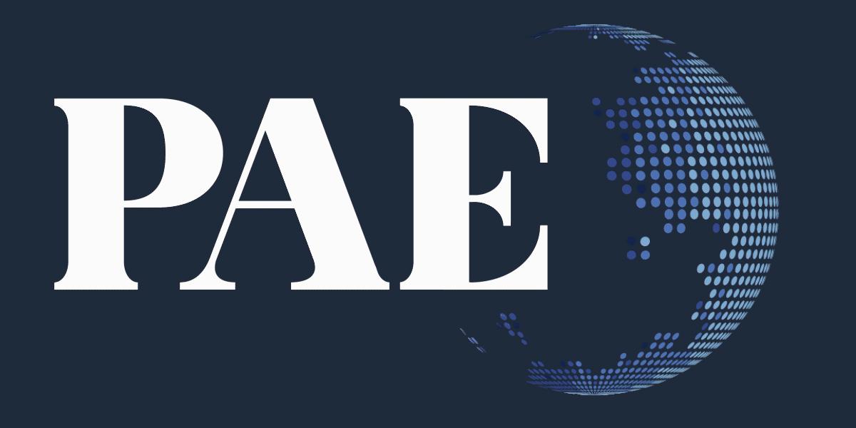 PAE Inc's logo