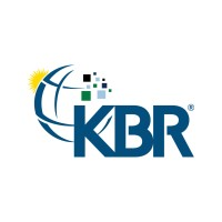 KBR's logo