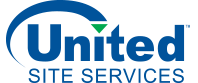 United Site Services's logo