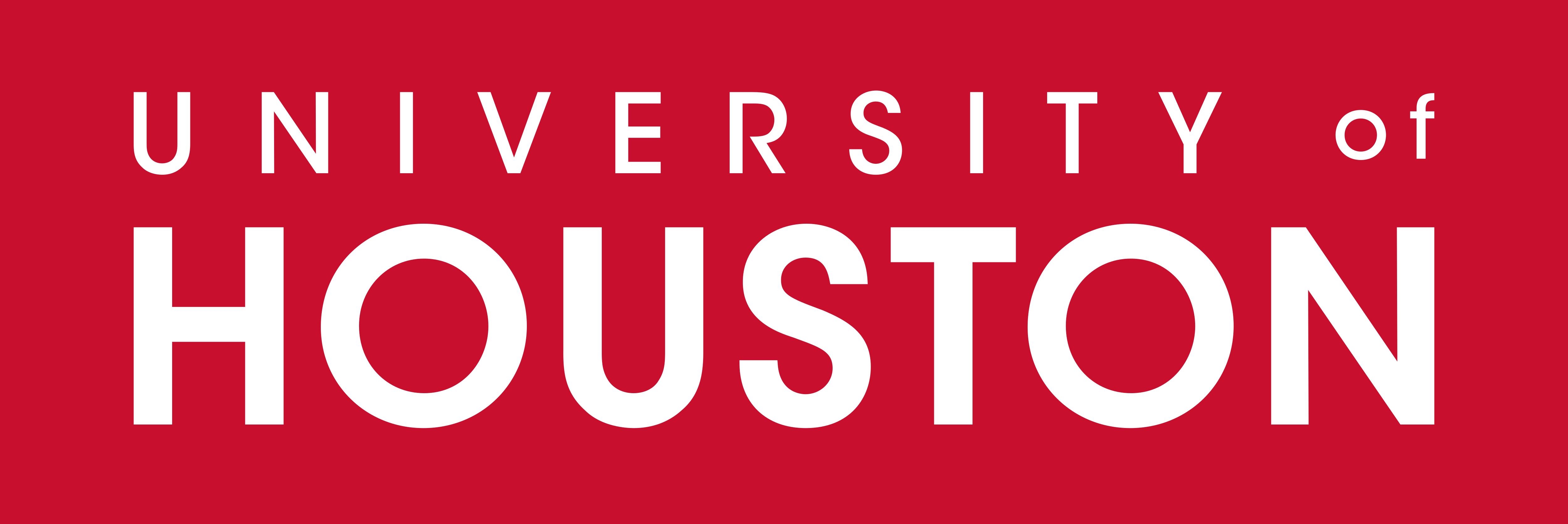 University of Houston's logo
