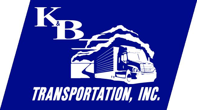 K & B Transportation's logo