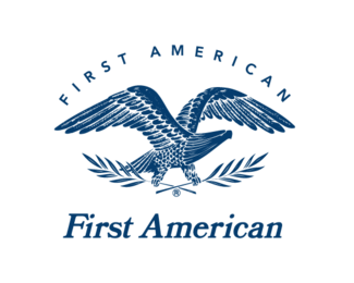 First American's logo