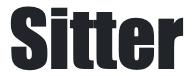 Sitter's logo