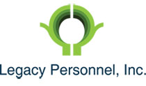 Legacy Personnel Inc.'s logo