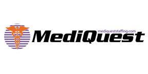 MediQuest Staffing's logo
