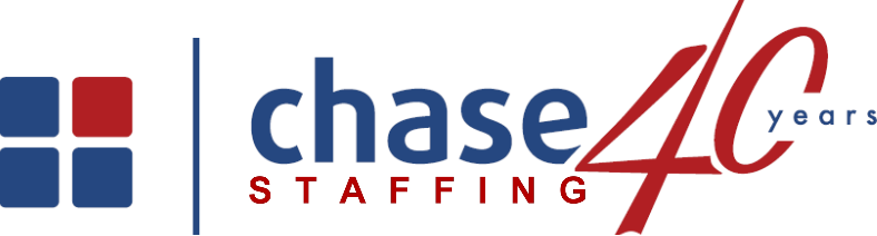 CHASE Staffing's logo