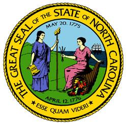 State of North Carolina's logo
