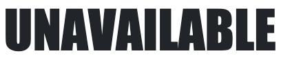 UNAVAILABLE's logo