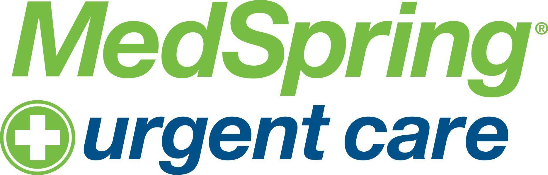 MedSpring Urgent Care's logo