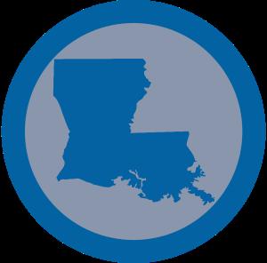 State of Louisiana's logo