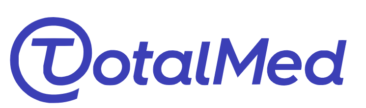 TotalMed's logo