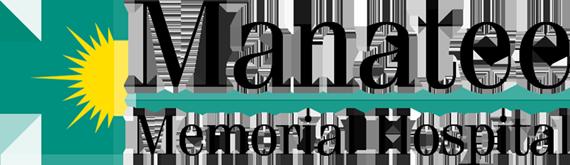 Manatee Memorial Hospital's logo