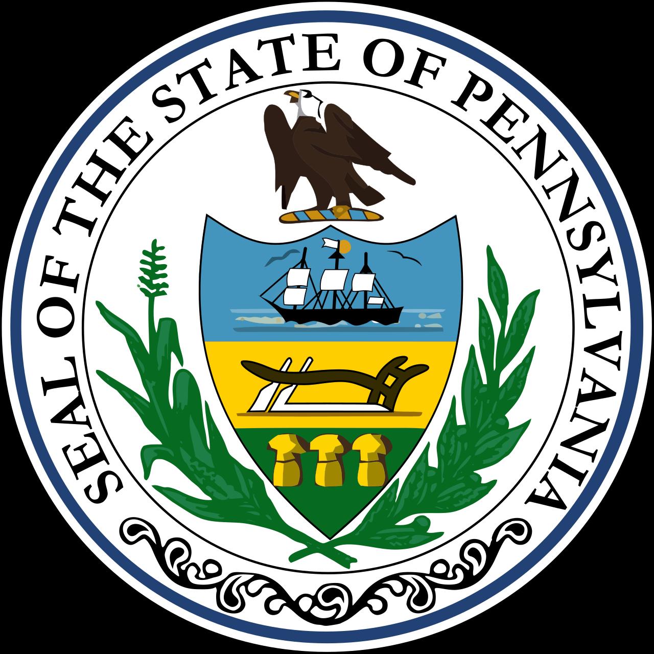 Commonwealth of Pennsylvania's logo