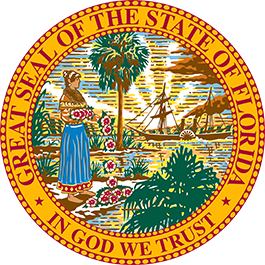 State of Florida's logo