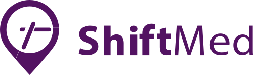 ShiftMed's logo