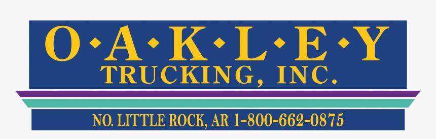 OAKLEY TRUCKING's logo
