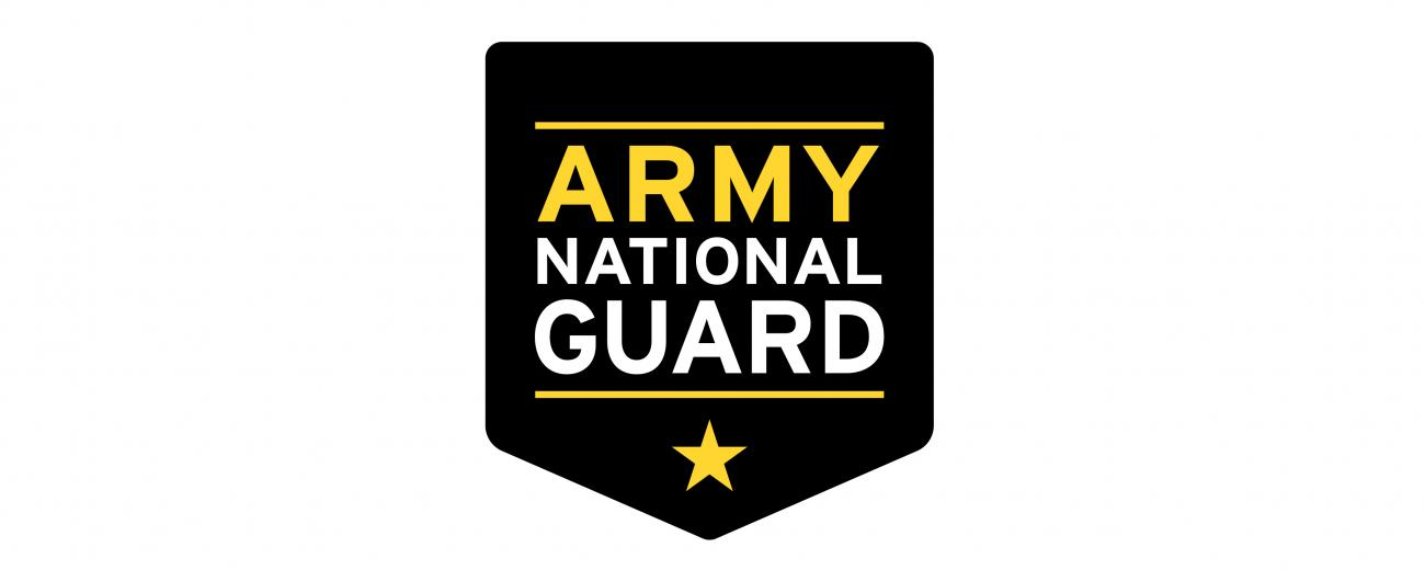 Army National Guard's logo