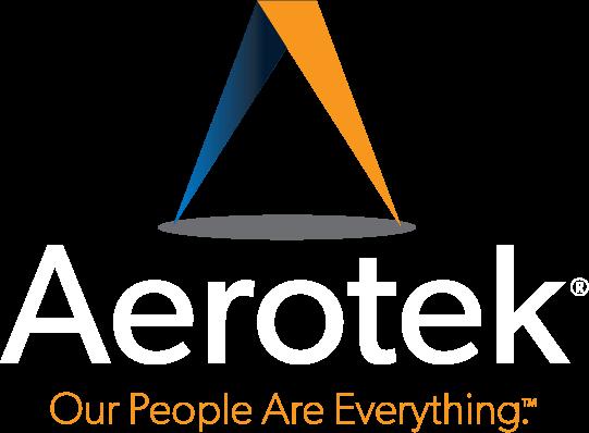 Aerotek's logo