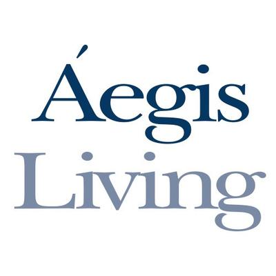 Aegis Living's logo