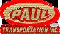 Paul Transportation's Logo