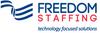 Freedom Staffing's Logo