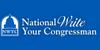 National Write Your Congressman's Logo