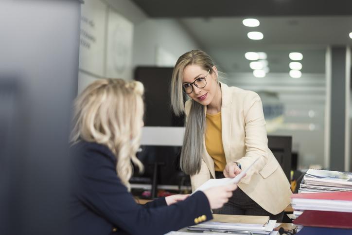 Trợ lý văn phòng - Công việc lương cao phổ biến để tìm việc làm thêm