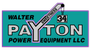 Walter Payton Power Equipment - Logo