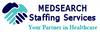 MEDSEARCH Staffing Services - Logo