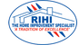 "RIHI ""The Home Improvement Specialist"" - Logo"