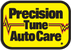 Precision Tune Auto Care - Logo