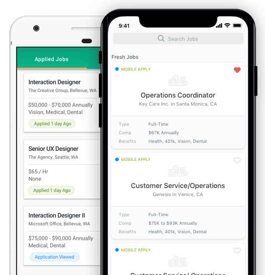 job search app ziprecruiter